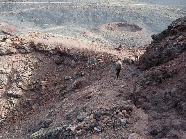 Diffuse CO2 degassing monitoring, Cumbre Vieja volcano