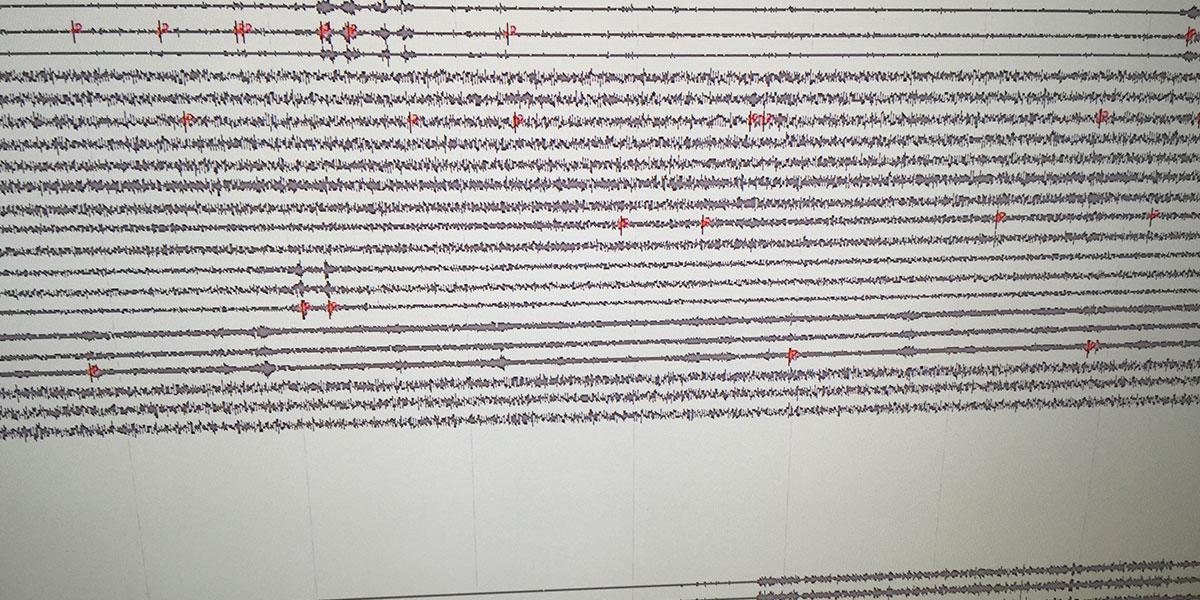 Urban seismology, Tenerife